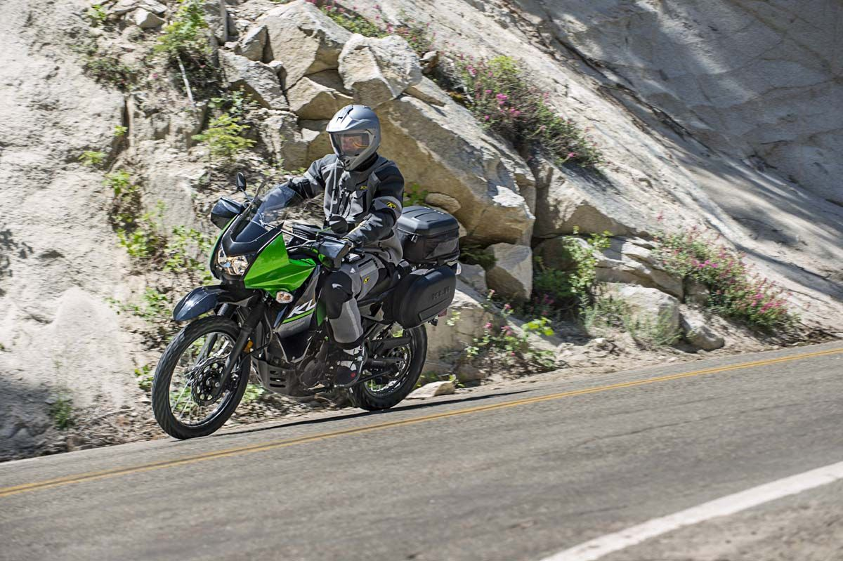 2015 Kawasaki KLR™650 in North Reading, Massachusetts - Photo 22