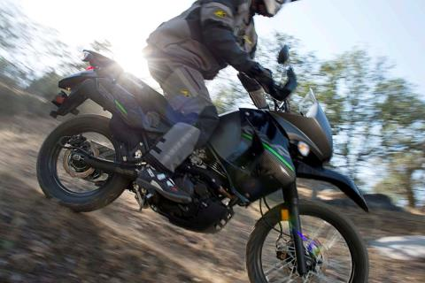 2015 Kawasaki KLR™650 in North Reading, Massachusetts - Photo 23