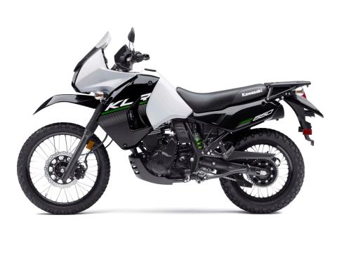 2015 Kawasaki KLR™650 in Kittanning, Pennsylvania