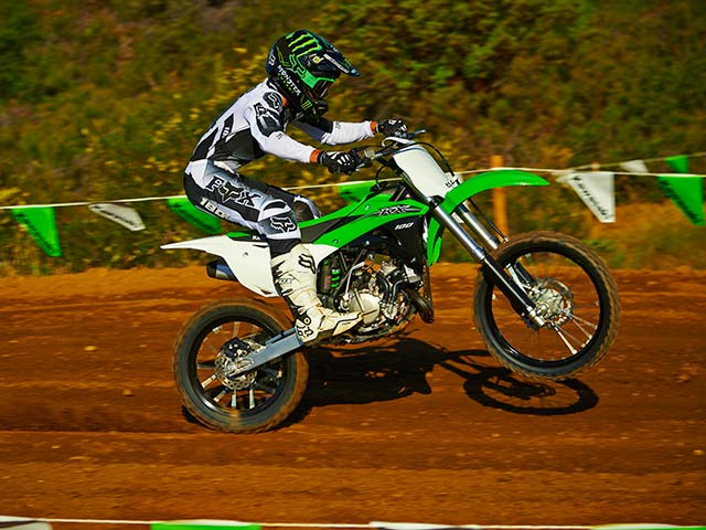 2015 Kawasaki KX™100 in North Reading, Massachusetts - Photo 11