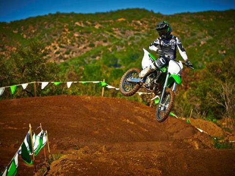 2015 Kawasaki KX™100 in North Reading, Massachusetts - Photo 15
