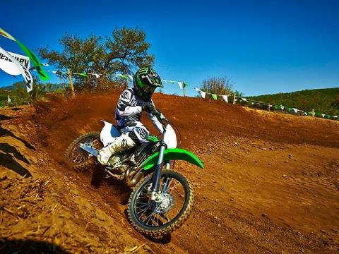 2015 Kawasaki KX™100 in North Reading, Massachusetts - Photo 17
