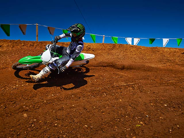 2015 Kawasaki KX™100 in North Reading, Massachusetts - Photo 14