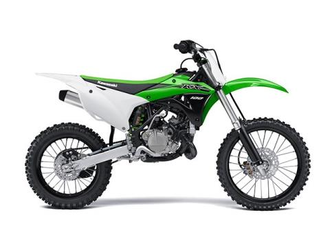 2015 Kawasaki KX™100 in North Reading, Massachusetts - Photo 1