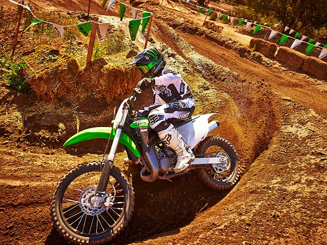 2015 Kawasaki KX™100 in North Reading, Massachusetts - Photo 19