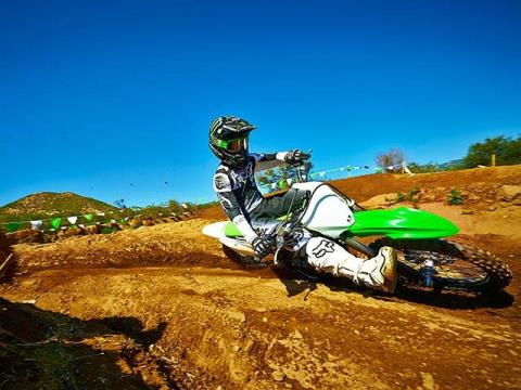 2015 Kawasaki KX™100 in North Reading, Massachusetts - Photo 18