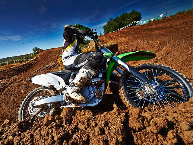 2015 Kawasaki KX™250F in Yankton, South Dakota