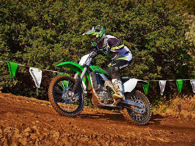 2015 Kawasaki KX™250F in Highland Springs, Virginia
