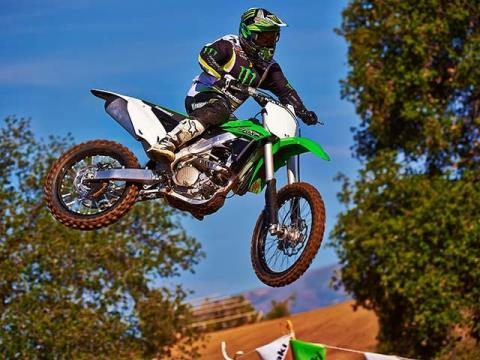 2015 Kawasaki KX™250F in North Reading, Massachusetts