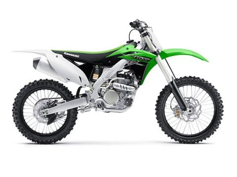 2015 Kawasaki KX™250F in Johnson City, Tennessee