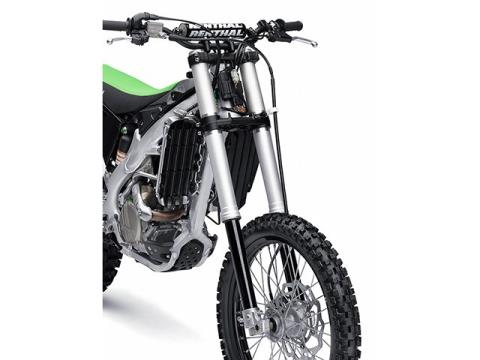 2015 Kawasaki KX™450F in Marlboro, New York - Photo 4