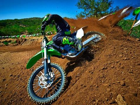 2015 Kawasaki KX™450F in Marlboro, New York - Photo 29