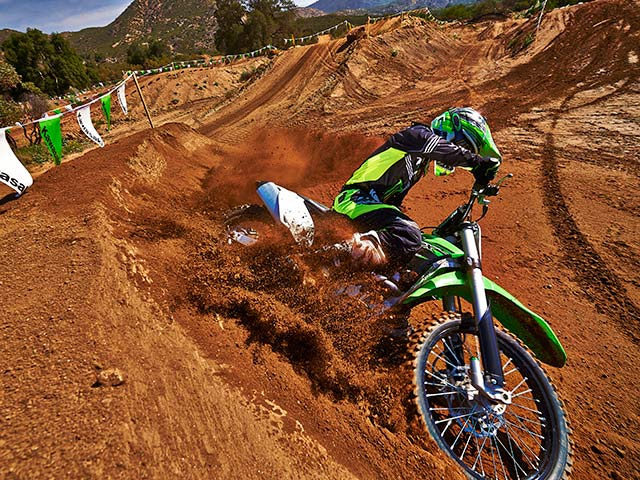 2015 Kawasaki KX™450F in Marlboro, New York - Photo 21
