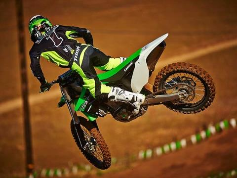 2015 Kawasaki KX™450F in Marlboro, New York - Photo 23