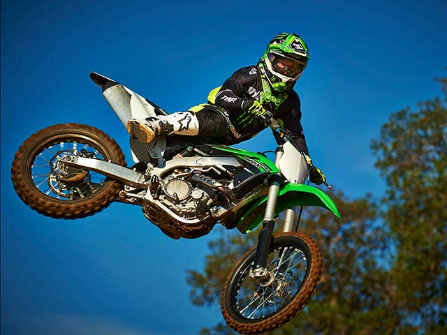 2015 Kawasaki KX™450F in Chula Vista, California - Photo 36