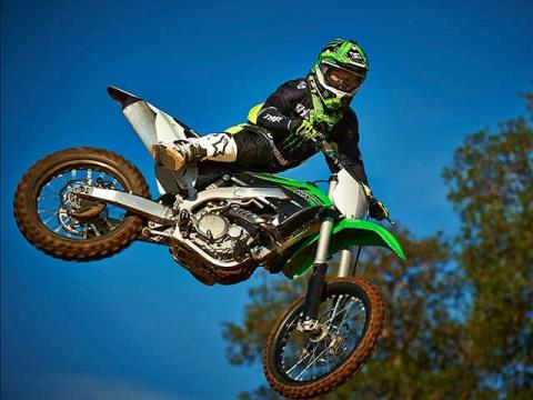 2015 Kawasaki KX™450F in Marlboro, New York - Photo 17