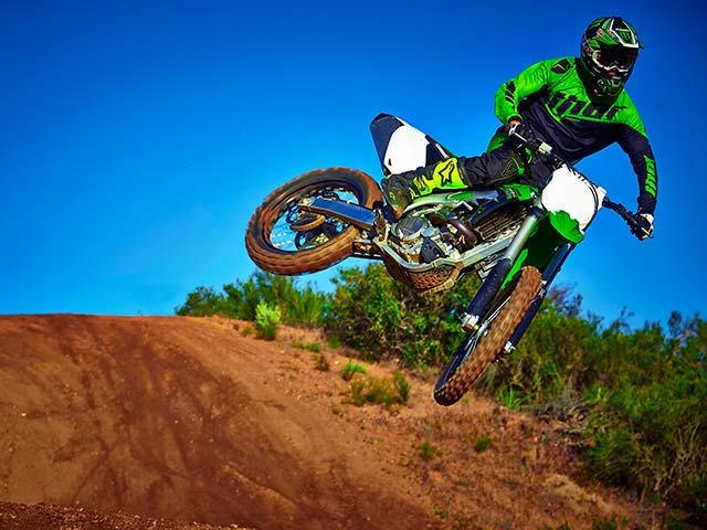 2015 Kawasaki KX™450F in Marlboro, New York - Photo 30