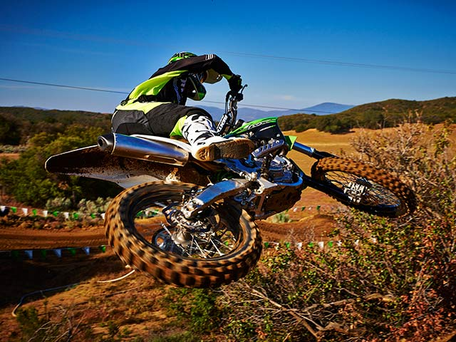 2015 Kawasaki KX™450F in Marlboro, New York - Photo 14