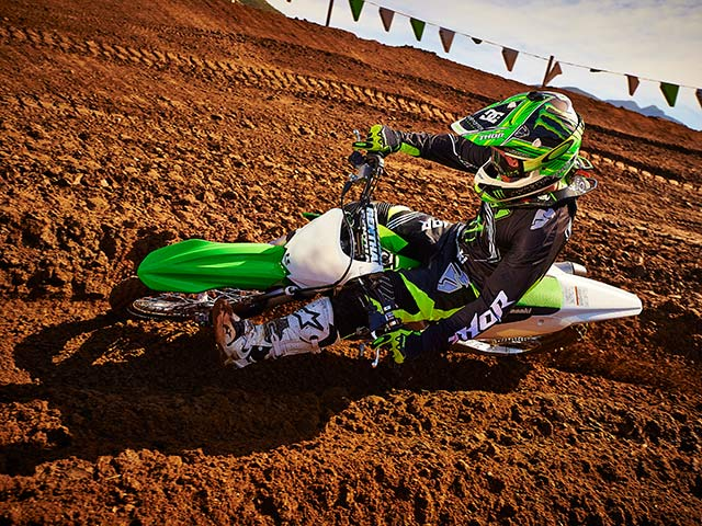 2015 Kawasaki KX™450F in Marlboro, New York - Photo 18