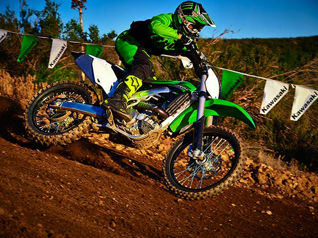 2015 Kawasaki KX™450F in Marlboro, New York - Photo 32