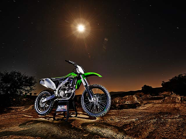 2015 Kawasaki KX™450F in Marlboro, New York - Photo 25