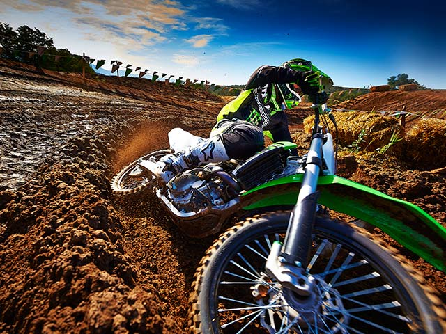 2015 Kawasaki KX™450F in Marlboro, New York - Photo 19
