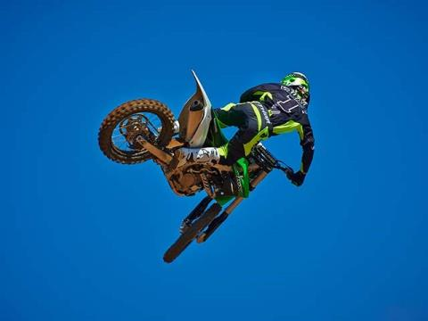 2015 Kawasaki KX™450F in Marlboro, New York - Photo 24