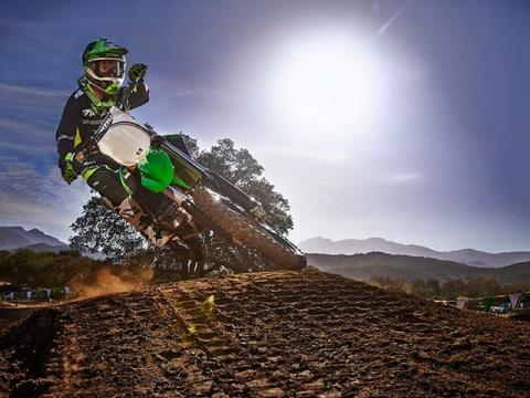 2015 Kawasaki KX™450F in Marlboro, New York - Photo 13