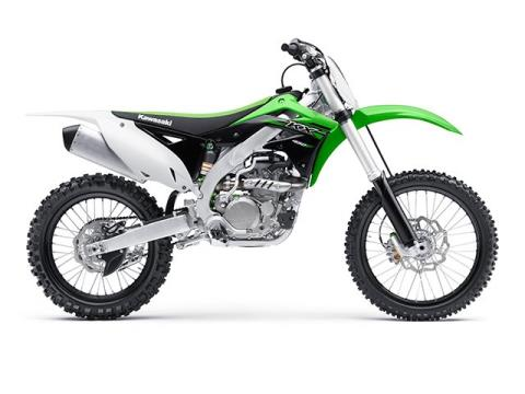 2015 Kawasaki KX™450F in Lumberton, North Carolina