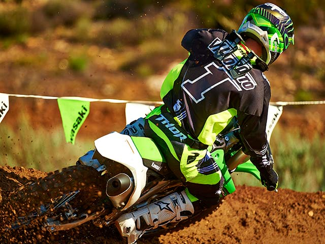 2015 Kawasaki KX™450F in Marlboro, New York - Photo 16
