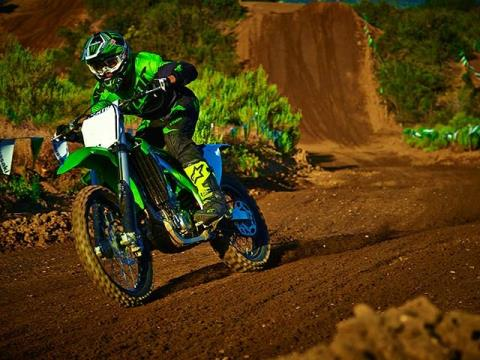 2015 Kawasaki KX™450F in Marlboro, New York - Photo 31