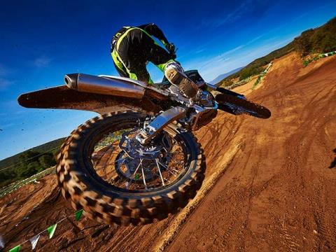 2015 Kawasaki KX™450F in Marlboro, New York - Photo 20