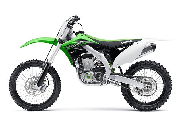 2015 Kawasaki KX™450F in Marlboro, New York - Photo 2