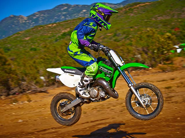 2015 Kawasaki KX™65 in Longview, Texas