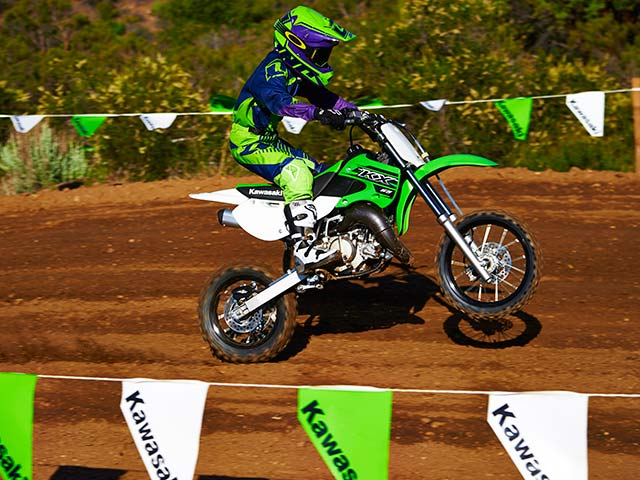 2015 Kawasaki KX™65 in Kittanning, Pennsylvania