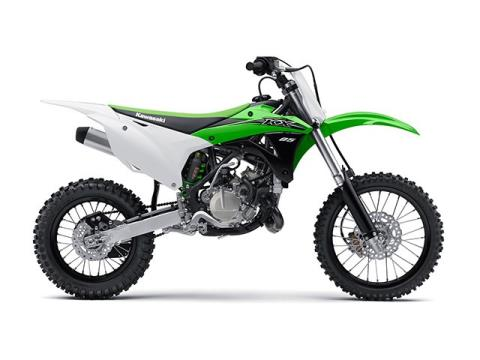 2015 Kawasaki KX™85 in Scottsdale, Arizona