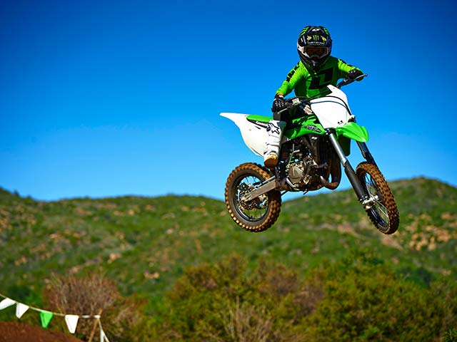 2015 Kawasaki KX™85 in Amarillo, Texas - Photo 22
