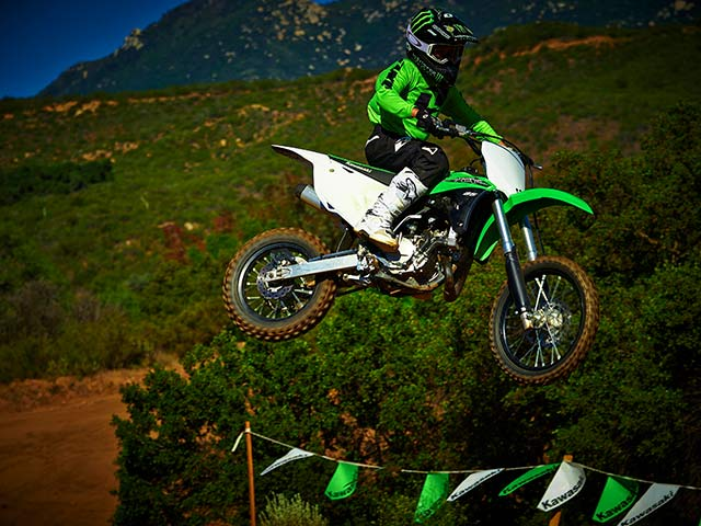 2015 Kawasaki KX™85 in Amarillo, Texas - Photo 27