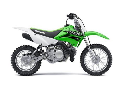 2015 Kawasaki KLX®110 in Louisville, Tennessee