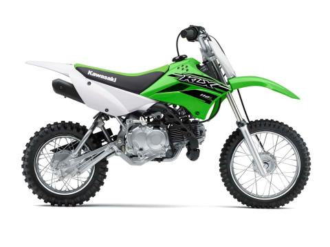 2015 Kawasaki KLX®110L in North Reading, Massachusetts - Photo 1