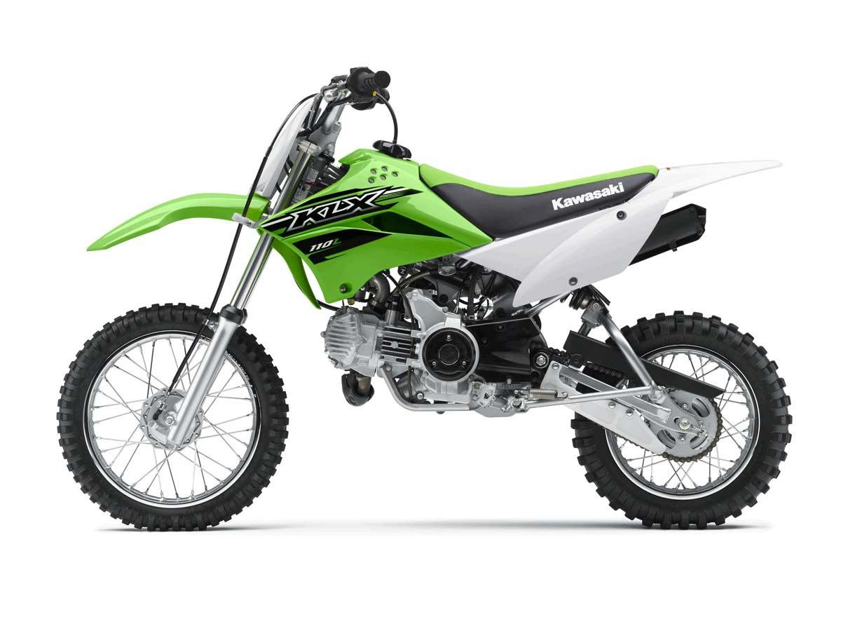 2015 Kawasaki KLX®110L in North Reading, Massachusetts - Photo 2