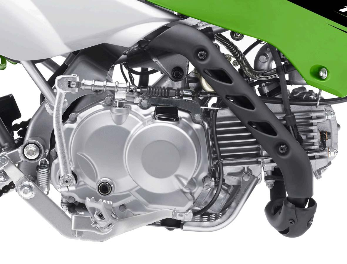 2015 Kawasaki KLX®110L in North Reading, Massachusetts - Photo 7