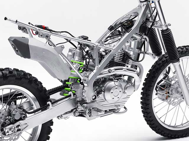 2015 Kawasaki KLX®140L in North Reading, Massachusetts - Photo 5