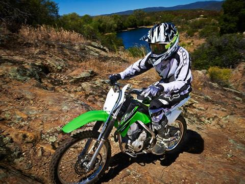 2015 Kawasaki KLX®140L in North Reading, Massachusetts - Photo 7