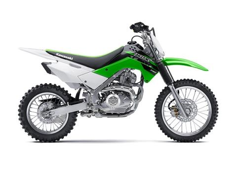 2015 Kawasaki KLX®140L in North Reading, Massachusetts - Photo 1