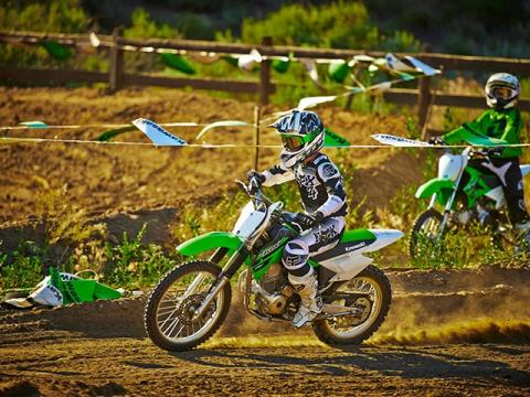 2015 Kawasaki KLX®140L in North Reading, Massachusetts - Photo 10