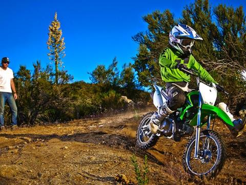2015 Kawasaki KLX®140L in North Reading, Massachusetts - Photo 14