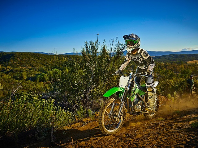 2015 Kawasaki KLX®140L in North Reading, Massachusetts - Photo 13