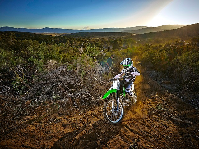 2015 Kawasaki KLX®140L in North Reading, Massachusetts - Photo 17