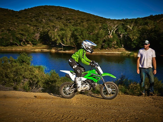 2015 Kawasaki KLX®140L in North Reading, Massachusetts - Photo 12